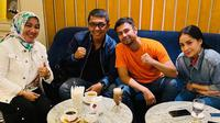 6 Potret Atrial Tanjung Ayah Angkat Raffi Ahmad yang Jarang Terekspos