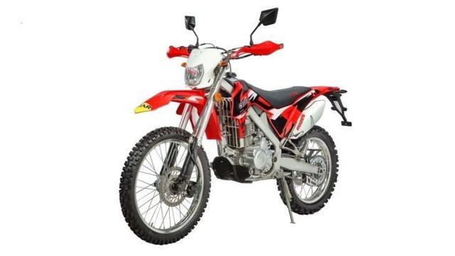 Viar Rilis Dua Motor Trail Anyar Harga Miring Otomotif Liputan6 Com
