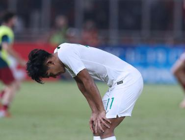Timnas Indonesia U-19 Kalah Tipis Dari Qatar U-19