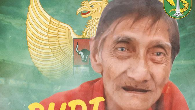 Persebaya Surabaya - Budi Santoso (Bola.com/Adreanus Titus)