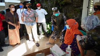 Menkes Budi: Kalau Indonesia seperti Singapura, Vaksinasi 4 Hari Selesai