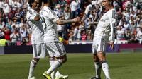 Real Madrid vs Eibar (Reuters)