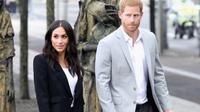 Meghan Markle dilarang untuk kenakan setelan jas oleh Pangeran Harry (instagram/ glamurama)