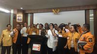 Hanura kubu OSO ancam Wiranto Cs ke ranah hukum. (Merdeka.com)