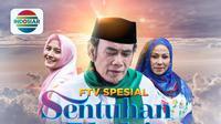 FTV Sentuhan Ilahi episode perdana Virus Corona ditayangkan Indosiar, Sabtu (25/7/2020) pukul 18.00 WIB