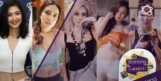 5 Artis Indonesia ini juga memiliki bentuk tubuh yang bagus dan paras wajah yang sangat cantik. siapa saja mereka? Yuk, Lihat videonya.