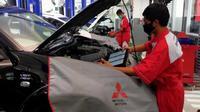 Diler terbaru Mitsubishi Motors di Surabaya. ©2020 Merdeka.com
