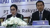 Rapat Umum Pemegang Saham Luar Biasa (RUPSLB) PT. Bank Rakyat Indonesia (Persero) Tbk