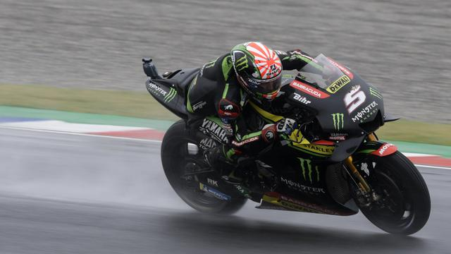 FOTO: Crutchlow Tercepat di MotoGP Argentina, Marquez-Rossi Senggolan