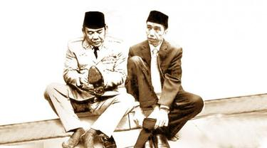 Guruh Jamin Jokowi Bakal Jadi Penerus Sukarno
