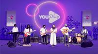 Penampilan Nadin Amizah di program Youplay.