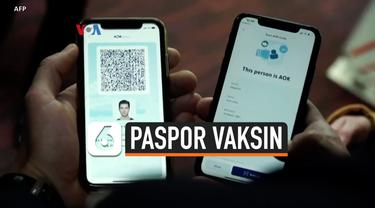 paspor vaksin