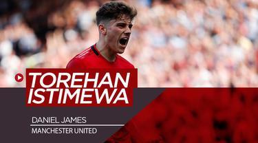 Berita video Daniel James memiliki catatan istimewa bersama Manchester United meski baru pekan ke-4 Premier League 2019-2020 bergulir.
