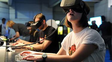 Oculus Rift, Perangkat Canggih untuk Para Gamers Sejati
