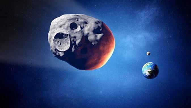 Top 3 Tekno: Anak SMA Temukan Asteroid Dekat Mars Terpopuler