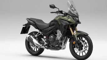 AHM Hadirkan Honda CB500X Terbaru, Simak Detail Ubahan dan Harganya