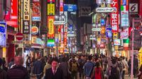 Ilustrasi Foto Kota Tokyo (iStockphoto)