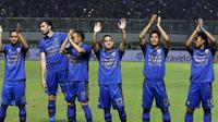 Skuat Persib Bandung (Liputan6.com/Helmi Fithriansyah)