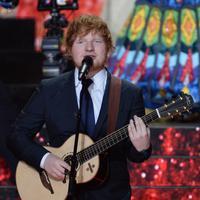 Ed Sheeran (Foto: AFP / GUILLAUME SOUVANT)