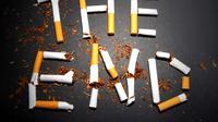 Sebuah peristiwa kecil bisa membuatmu berhenti merokok seumur hidup.
