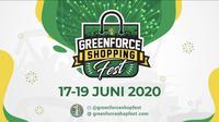 Green Force Shopping Festival digelar dalam rangka perayaan HUT Persebaya ke-93 dan membantu mengembangkan industri kreatif. (Dok. Persebaya.id)