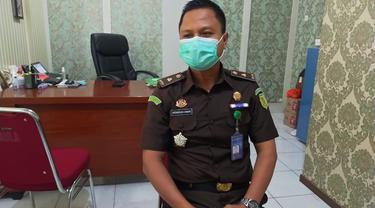 Kepala Seksi Intelijen Kejari Makassar, Ardiansyah Akbar (Liputan6.com/Eka Hakim)