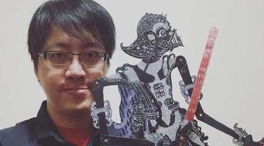 Berkat Wayang Karya Is Yuniarto Dikagumi Para Pemeran Avengers