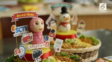 Berbekal peralatan masak di dapur, Lukman Wihardja sukses mendirikan usaha tumpeng unik dan dapat dibentuk jadi bermacam karakter.