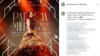 Patricia Mayoree, remaja asal Surabaya kenakan gaun rancangan Diana Putri. (dok. Instagram @pciamayoree/https://www.instagram.com/pciamayoree/?hl=en)