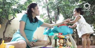 Nindy Ayunda Ingin Anak Lebih Fokus Pendidikan Ketimbang Jadi Selebriti.