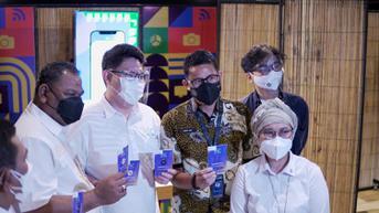 Aplikasi SmartTAC Kreasi Arek Surabaya Bikin Kagum Sandiaga, Seperti Apa?