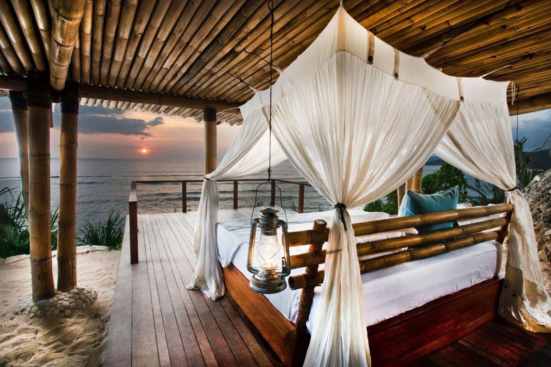 Nihiwatu Resort, Sumba, Nusa Tenggara Timur. (Sumber Foto: justluxe.com)