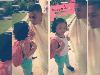 Krisdayanti baru saja membuatkan akun Instagram untuk putri pertamanya dengan Raul Lemos yaitu Amora Lemos. (instagram.com/ariannhaamoralemos)
