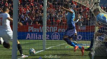 Sevilla kembali ke jalur kemenangan di La Liga dengan menang tipis 1-0 atas Girona, Minggu (11/2). Pada pekan sebelumnya, Sevilla ...