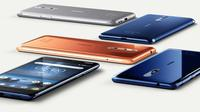 Penampakan Nokia 8. (Doc: Nokia)