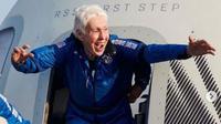 Sosok Wally Funk, Nenek 82 Tahun yang Ikut Jeff Bezos ke Luar Angkasa. (dok.Instagram @spationauts/https://www.instagram.com/p/CRmQ-u3DZqC/Henry)