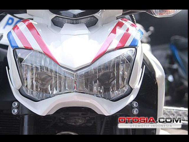 Deretan Moge Andalan Polisi Indonesia Otomotif Liputan6 Com