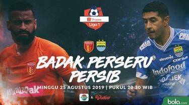 Badak Lampung FC Vs Persib Bandung