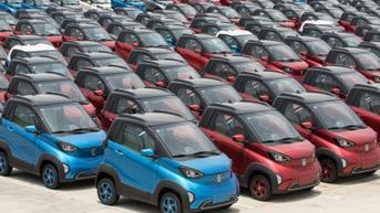 Terlalu Banyak Merek Mobil Listrik, Pemerintah China Pusing Sendiri