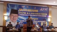 Presiden ke-6 RI Susilo Bambang Yudhoyono atau SBY. (Liputan6.com/Yandhi Deslatama)
