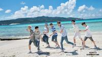 Merasa tak terima dengan unggahan tersebut, para fans iKOn pun memberikan komentar tak sedap