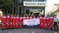 Salah satu  program sosial Mitsubishi CSR Education Program yang dilakukan PT. MMKSI. (MMKSI)