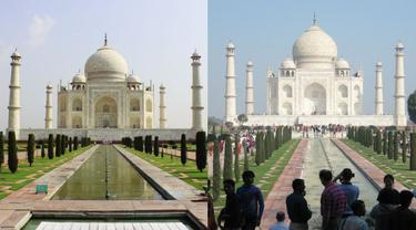 Potret Ekspektasi Vs Realita Saat Kunjungi Tempat Wisata Populer Dunia