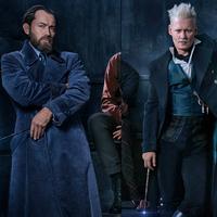 Buat kamu yang ketinggalan beritanya, Jude Law akan bermain sebagai Albus Dumbledore muda yang akan berhadapan dengan Johnny Depp sebagai Grindelwald. (Entertainment Weekly)