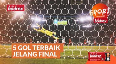 Berita video Sport Bites kali ini membahas 5 gol terbaik yang tercipta jelang Final Euro 2020, salah satunya torehan dari Lorenzo Insigne.