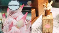 Tidak hanya rasa coklat, vanila, dan stroberi, kini gelato hadir dengan varian rasa baru yang bikin netizen mengkerut.