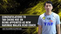 Tan Cheng Hoe, pelatih baru Timnas Malaysia menggantikan Nelo Vingada. (Bola.com/Dok. FAM)