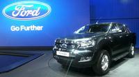 Sepanjang tahun lalu, dari 100 ribu penjualan Ford, 50 persen di antaranya berasal dari Ranger.