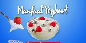 Manfaat Yoghurt Untuk Kesehatan.
