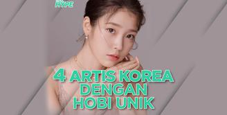 Ada beberapa artis korea yang melepas penat dengan hobi unik. Siapa saja? Yuk, cek video di atas!